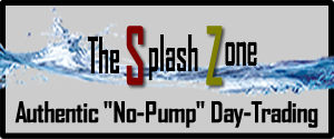 Splash Zone Banner for Day-Trading Live Stream Top