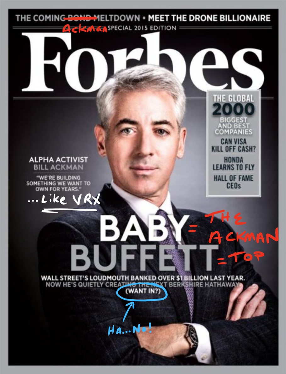 ackman funny stuff and top