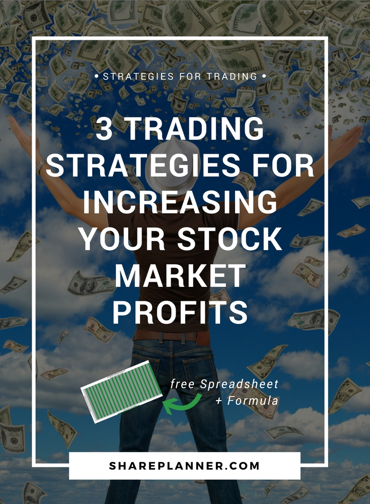 Stock trading game strategies