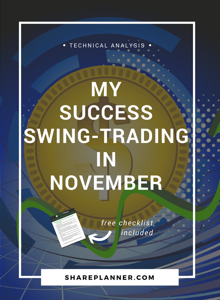 my success swing trading in november