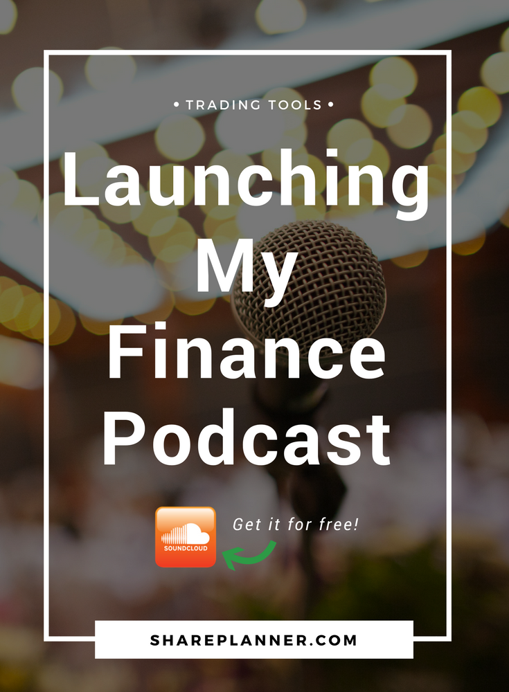 Launching My Finance Podcast