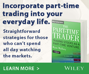 the part time swing trader by Ryan Mallory