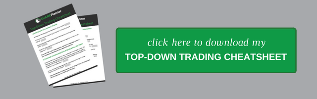 how to use top down stock trading strategies to maximize profits 1