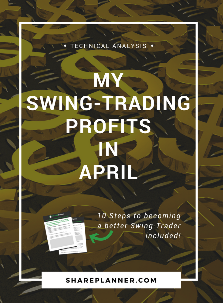 Swing Trading Stock Returns in April