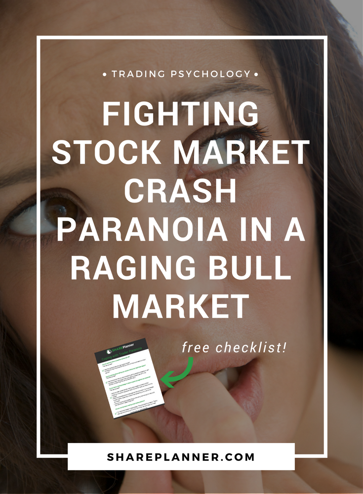 fighting stock market crash paranoia in a raging bull market 1