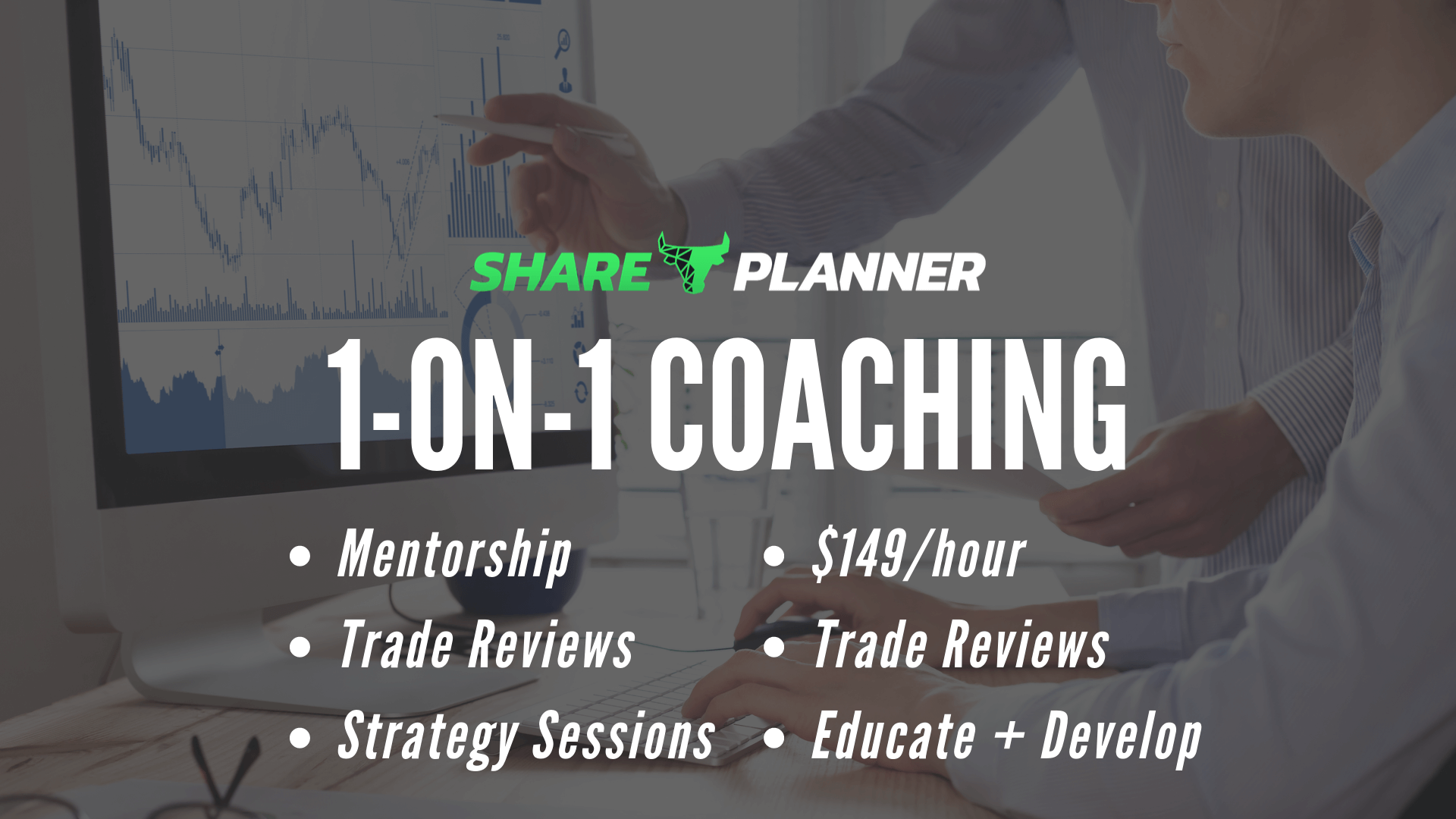 sharePlanner coaching stock market trading coach